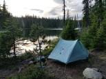 Brahma Lake Campsite (Custom)