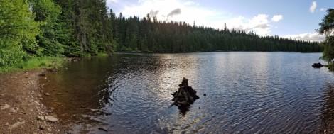 Camping area shoreline (Custom)