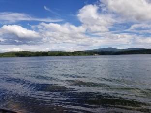 Timothy Lake from Meditation Point (Custom)