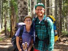 Thru-Hikers Jessica & Josh SOBO (Custom)
