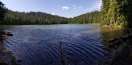 Upper Twin Lake (Custom)