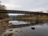 Bridge over Washougal River