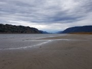 Columbia River Gorge from Normal Beach (Custom)
