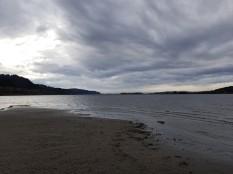 Looking West on Columbia River (Custom)