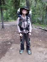Thru-hiker Tao Goi (Custom)