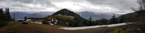 Hamilton Mt. Saddle Area