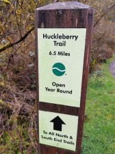 Trail Sign (Custom)